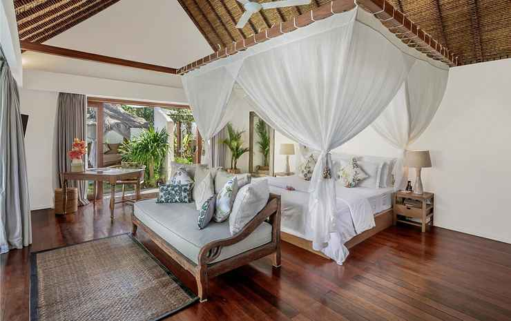 Pondok Santi Estate Lombok - Deluxe Private Pool Bungalow