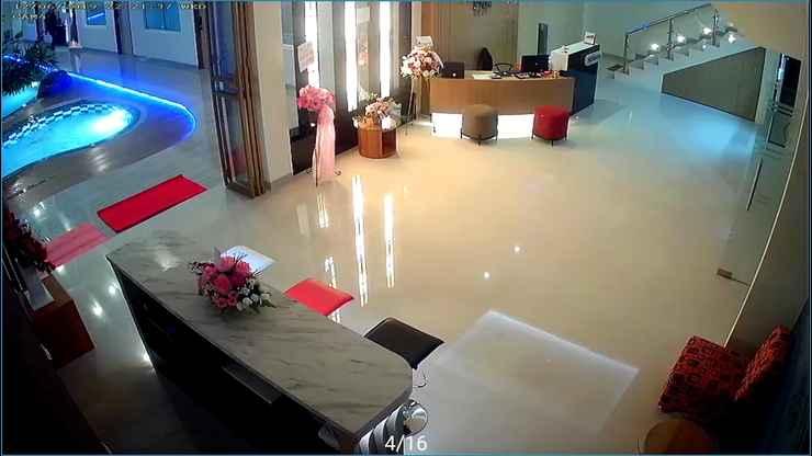 LOBBY Victoria Inn Manado