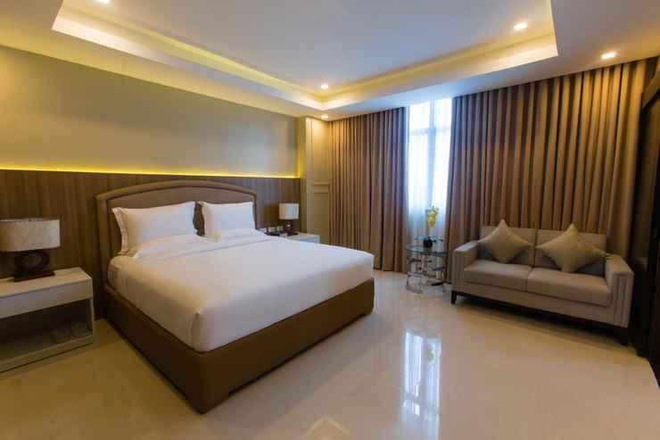 BEDROOM Iloilo Gateway Hotel and Suites