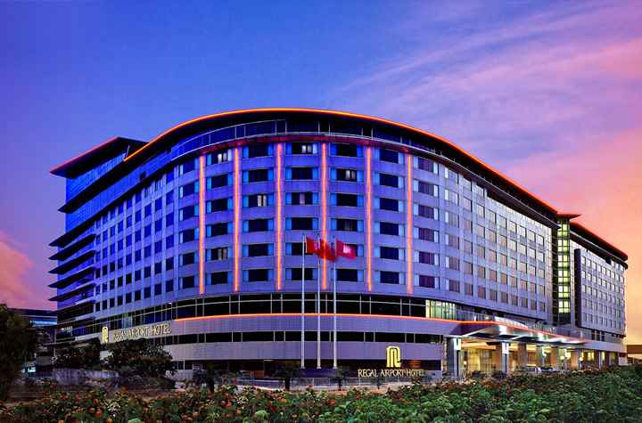 EXTERIOR_BUILDING Regal Airport Hotel