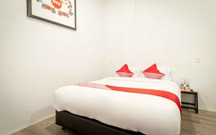 OYO 835 Metropolitan Home Stay Medan - Deluxe Double