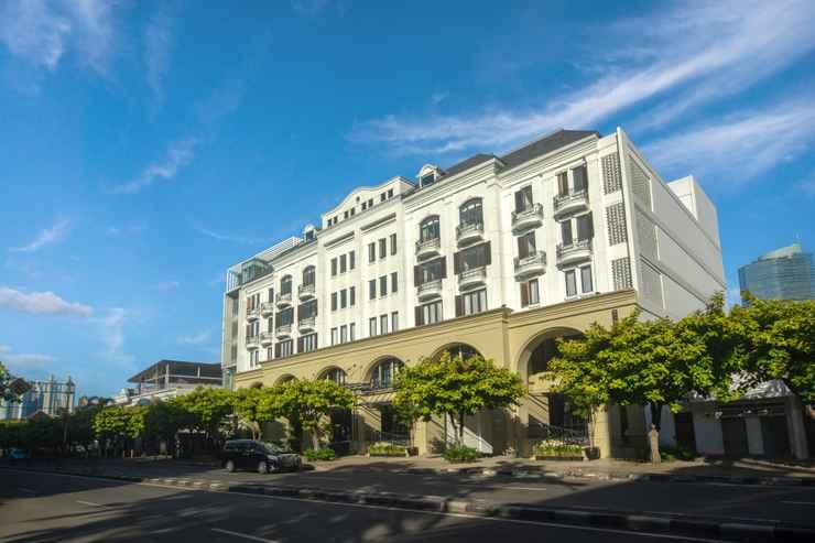 EXTERIOR_BUILDING Hotel Des Indes Menteng