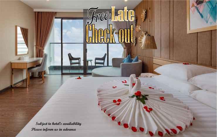 BEDROOM Virgo Hotel Nha Trang