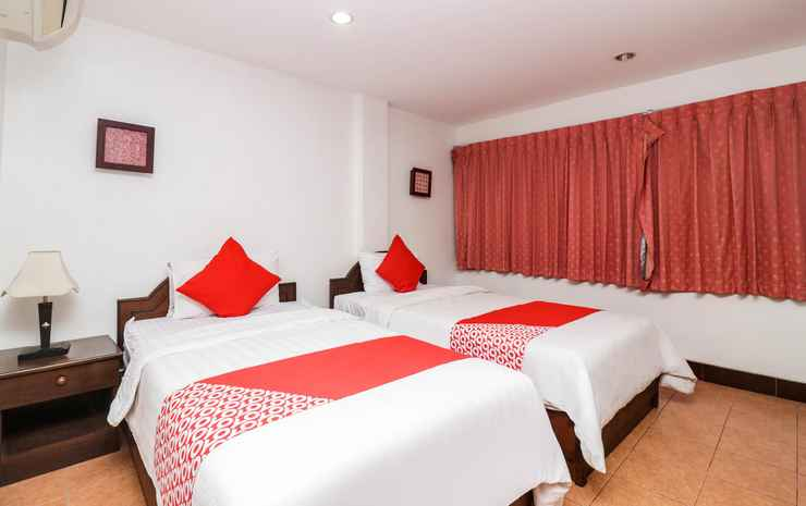 Jomtien View Paradise Hotel Chonburi - Deluxe Twin