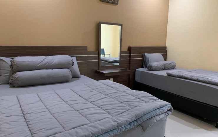 Cornel Homestay Pavilions & Rooms Yogyakarta - Deluxe Triple Room