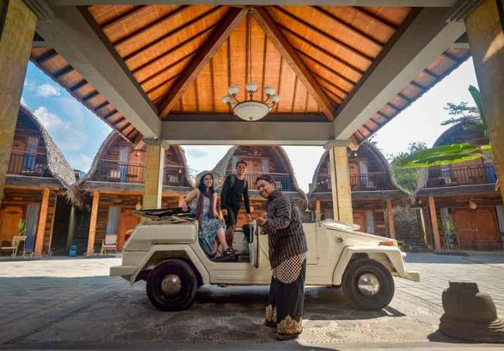 LOBBY Hotel Khanaya Ngaran Borobudur