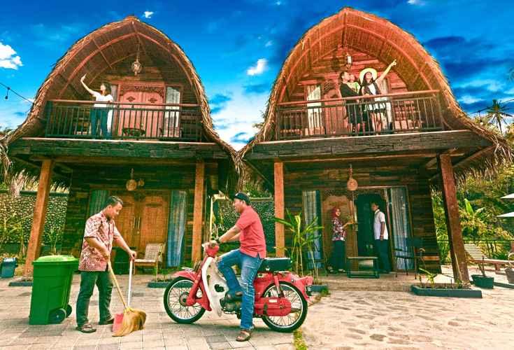 EXTERIOR_BUILDING Hotel Khanaya Ngaran Borobudur