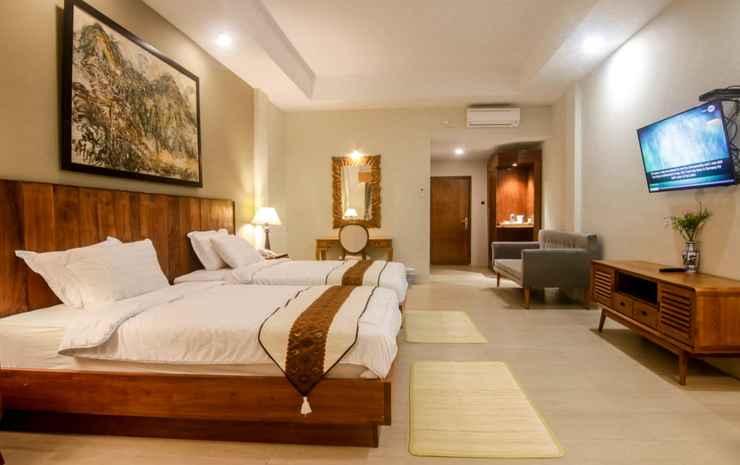 Hotel Khanaya Ngaran Borobudur Magelang - Deluxe Bali