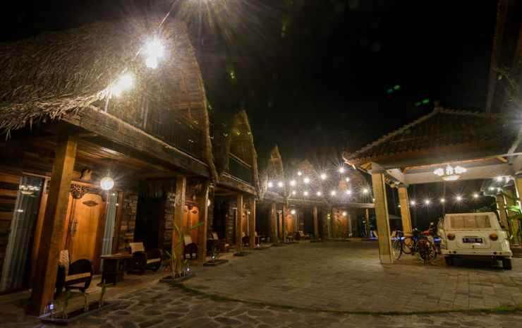 Hotel Khanaya Ngaran Borobudur Magelang - Deluxe Lombok