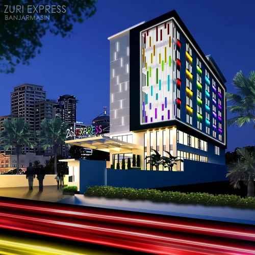 EXTERIOR_BUILDING Zuri Express Banjarmasin