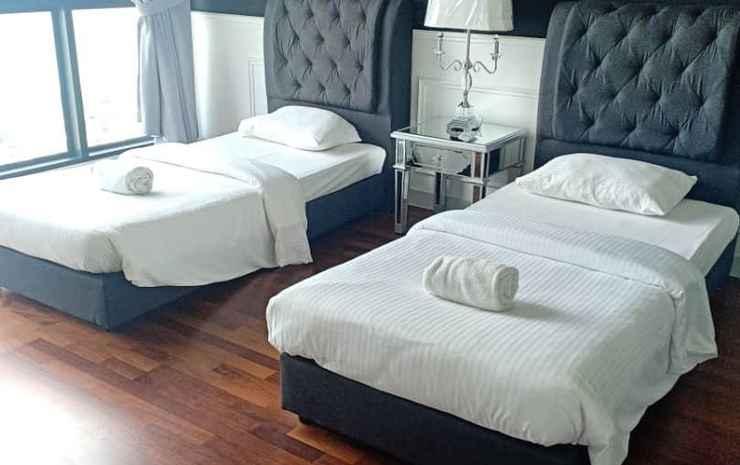 BORA Residence Homestay - Danga Bay Johor Bahru Johor - 2 Bedroom Apartment