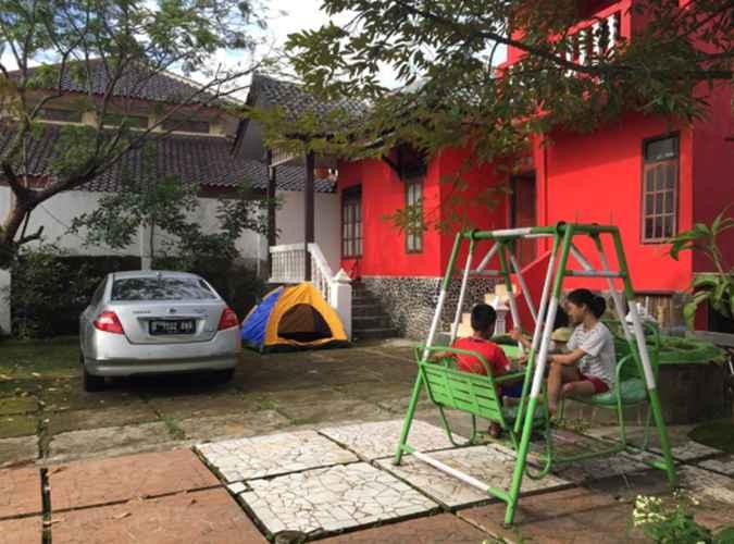 LOBBY Villa Alvina Cirebon