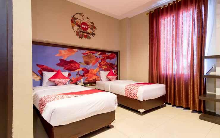 OYO 711 Salam Residence Syariah Medan - Suite Twin