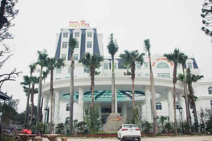 EXTERIOR_BUILDING Royal Huy Hotel Vinh Phuc