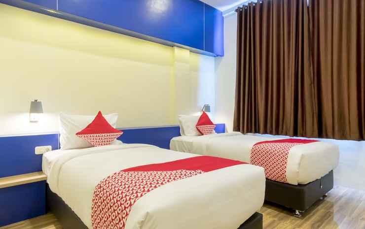 OYO 727 Merlion Hotel Medan - Standard Twin