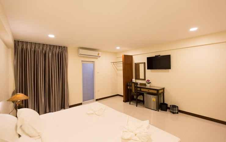 Marina Jomtien Beach Chonburi - Triple Room