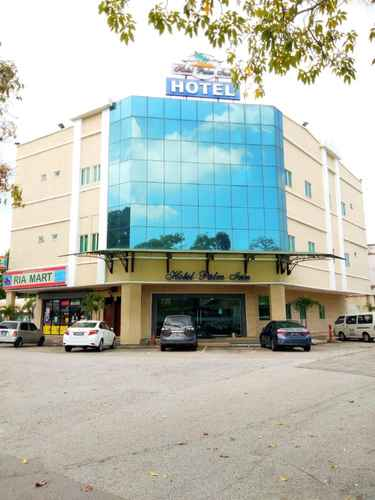EXTERIOR_BUILDING Hotel Palm Inn Bukit Mertajam