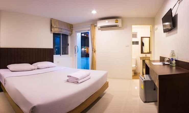 BEDROOM Sunshine Hostel Hua Hin