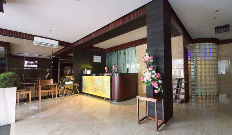 LOBBY MP Hotel Kelapa Gading