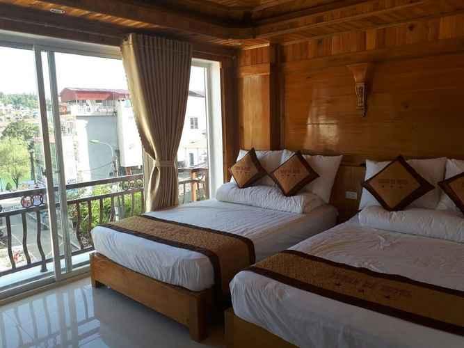BEDROOM Khách sạn Thuần Hà