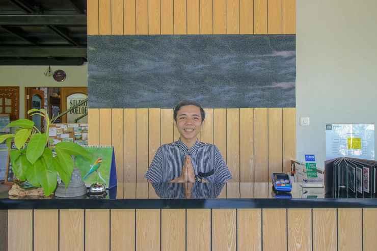 LOBBY Airy Borobudur Mayor Kusen KM 2.4 Magelang