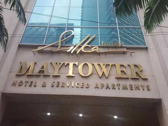 EXTERIOR_BUILDING Cosy Homely Maytower Apartment Masjid India KLCC