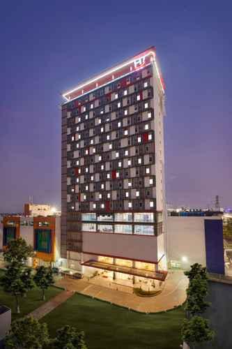 EXTERIOR_BUILDING Hi Hotel Senen