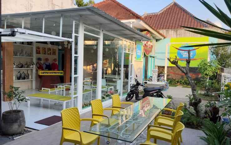 Butik Capsule Hostel Araya Malang -