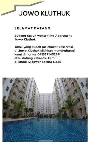 LOBBY Apartment Milenial