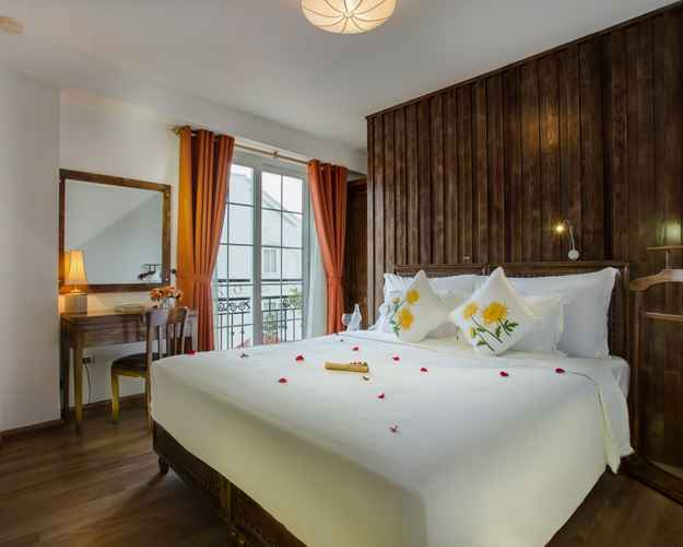 BEDROOM Khách Sạn Noble & Swan Boutique