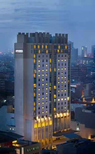 EXTERIOR_BUILDING Sparks Luxe Jakarta