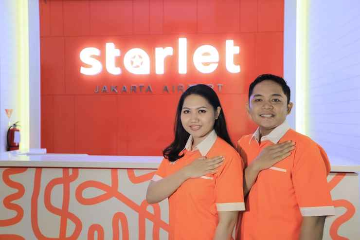 LOBBY Starlet Hotel Jakarta Airport