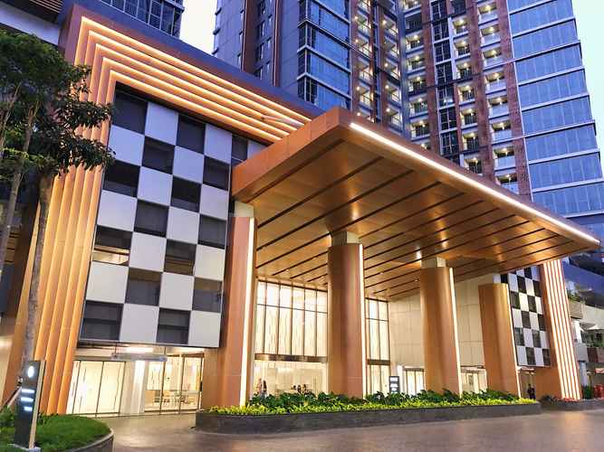 EXTERIOR_BUILDING Gold Coast PIK Sea View Apartments by LongeStay