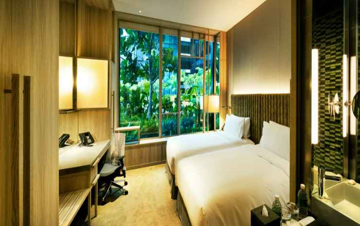 PARKROYAL COLLECTION Pickering, Singapore  Singapore - Urban Room with Breakfast - Flash Deal