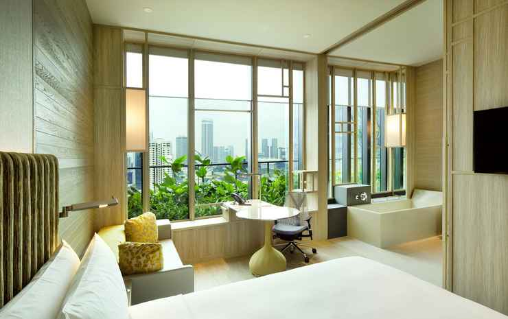 PARKROYAL COLLECTION Pickering, Singapore  Singapore - COLLECTION Lifestyle Room - Club Offer