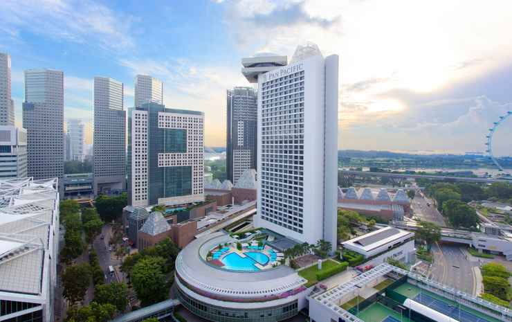 Pan Pacific Singapore Singapore -