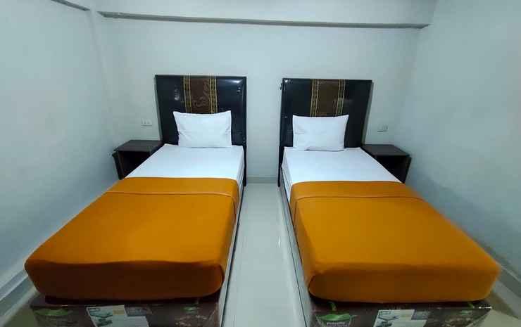 Indo Hotel Lubuklinggau - Twin Lantai 3 & 4