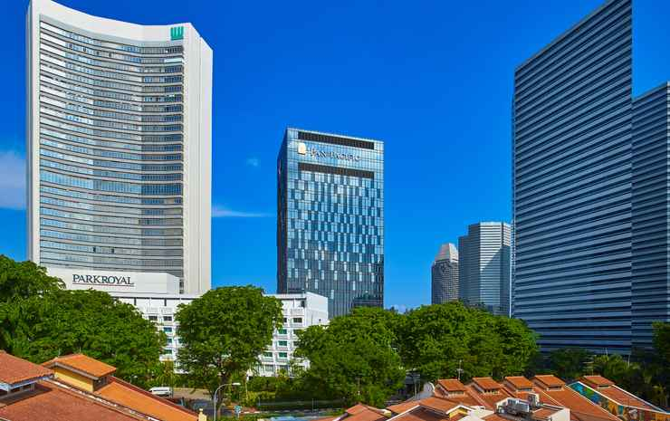 Pan Pacific Serviced Suites Beach Road Singapore -