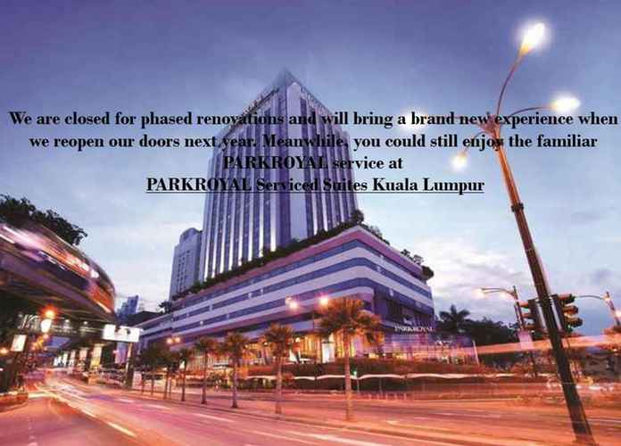 EXTERIOR_BUILDING PARKROYAL Kuala Lumpur
