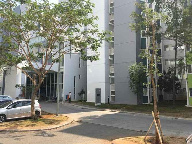 EXTERIOR_BUILDING Apartemen Aeropolis Close to Soekarno Hatta Airport