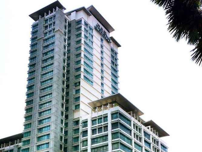 EXTERIOR_BUILDING PARKROYAL Serviced Suites Kuala Lumpur