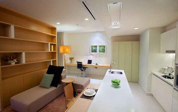 PARKROYAL Serviced Suites Kuala Lumpur Kuala Lumpur - Suite One Bedroom