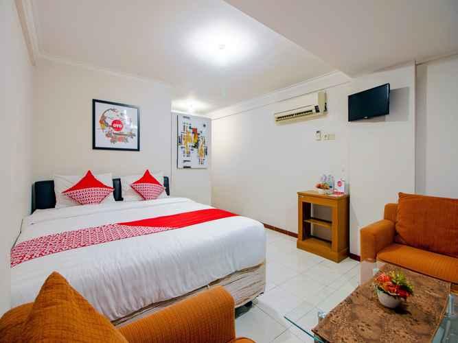 BEDROOM OYO 1159 Bukit Indah Hotel & Restaurant Near RSUD Prambanan