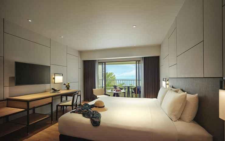 PARKROYAL Penang Resort Penang - Kamar Premier Pemandangan Laut
