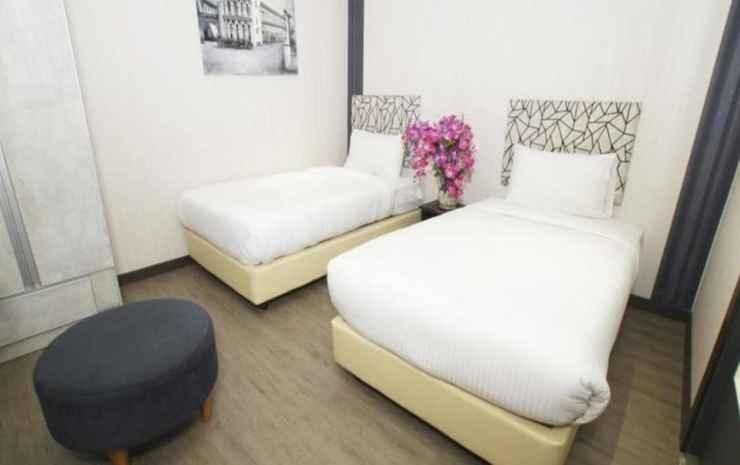 Vivids Hotel Kuala Lumpur - Deluxe Twin Room
