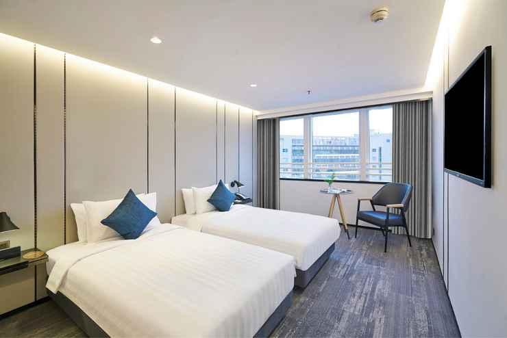 BEDROOM Hotel COZI - Oasis