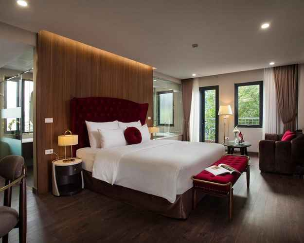 BEDROOM Hanoi L'Heritage Diamond Hotel & Spa