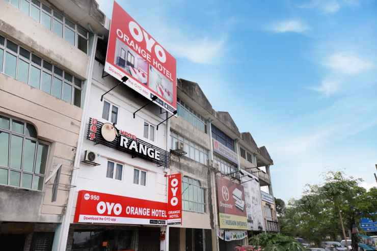 EXTERIOR_BUILDING Red Orange Hotel Port Klang