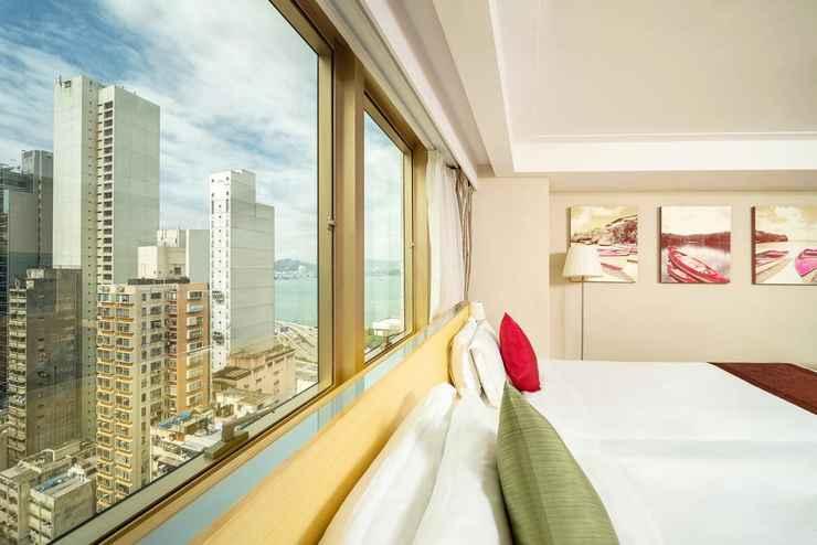 BEDROOM Eco Tree Hotel Hong Kong