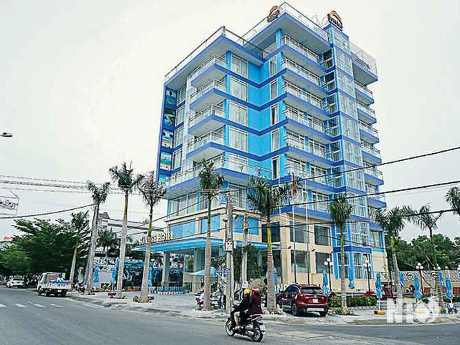 EXTERIOR_BUILDING Sunrise Hotel